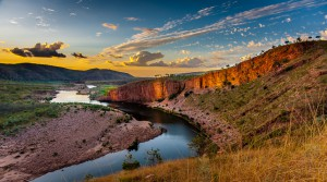 Pentecost River Lookout