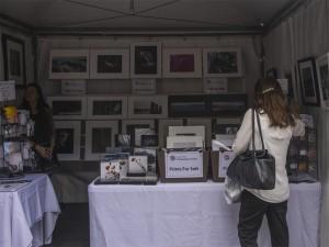 IWPS Stall at Glebe Street Fair