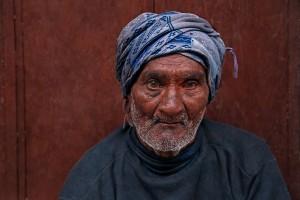 Dalit Farmer