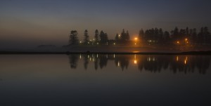 Pre dawn light